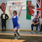 Emily Cushion Weightlifting 2