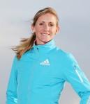 Liz Yelling Marathon