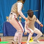 Claire Bennett  Fencing
