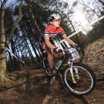 Ruth Owen-Evans Mountain Biking