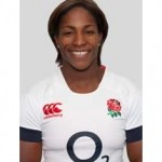 Maggie Alphonsi, MBE Rugby / Shot Put