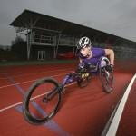 Hannah Cockroft Paralympic wheelchair racer
