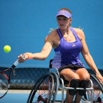 Jordanne Whiley Wheelchair Tennis