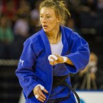 Kelly Edwards Judo