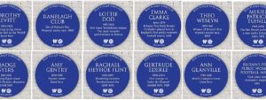 Blue Plaque Rebellion