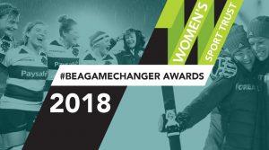 Winners announced for the Women's Sport Trust #BeAGameChanger Awards 2018