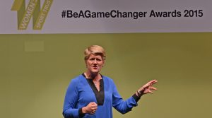 Powerful impact of women's sport recognised at inaugural #BeAGameChanger Awards